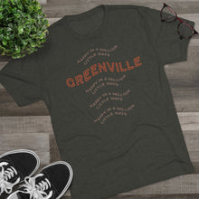 Load image into Gallery viewer, Happy Tri-Blend Crew Tee - GVL Hustle