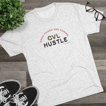 Load image into Gallery viewer, Good Things Tri-Blend Crew Tee - GVL Hustle