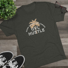 Load image into Gallery viewer, Good Things GVL Hustle Tri-Blend Crew Tee - GVL Hustle