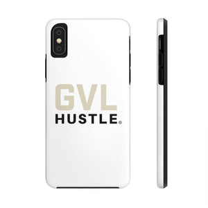 GVL Hustle Case Mate Tough Phone Cases - Spring 2020 - GVL Hustle