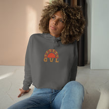 Load image into Gallery viewer, GVL Sunny Crop Hoodie - GVL Hustle