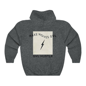 Lightning GVL Hustle Heavy Blend™ Hooded Sweatshirt - GVL Hustle