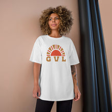 Load image into Gallery viewer, GVL Sunny Champion Tee - GVL Hustle