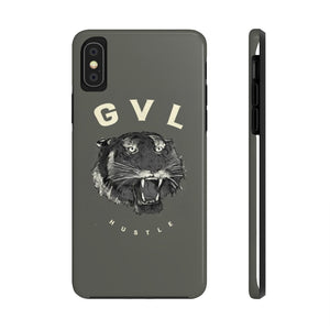 GVL Hustle Tiger Case Mate Tough Phone Cases - Spring 2020 - GVL Hustle