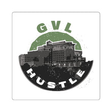 Load image into Gallery viewer, Special Edition GVL Hustle Square Stickers - Spring 2020 - GVL Hustle