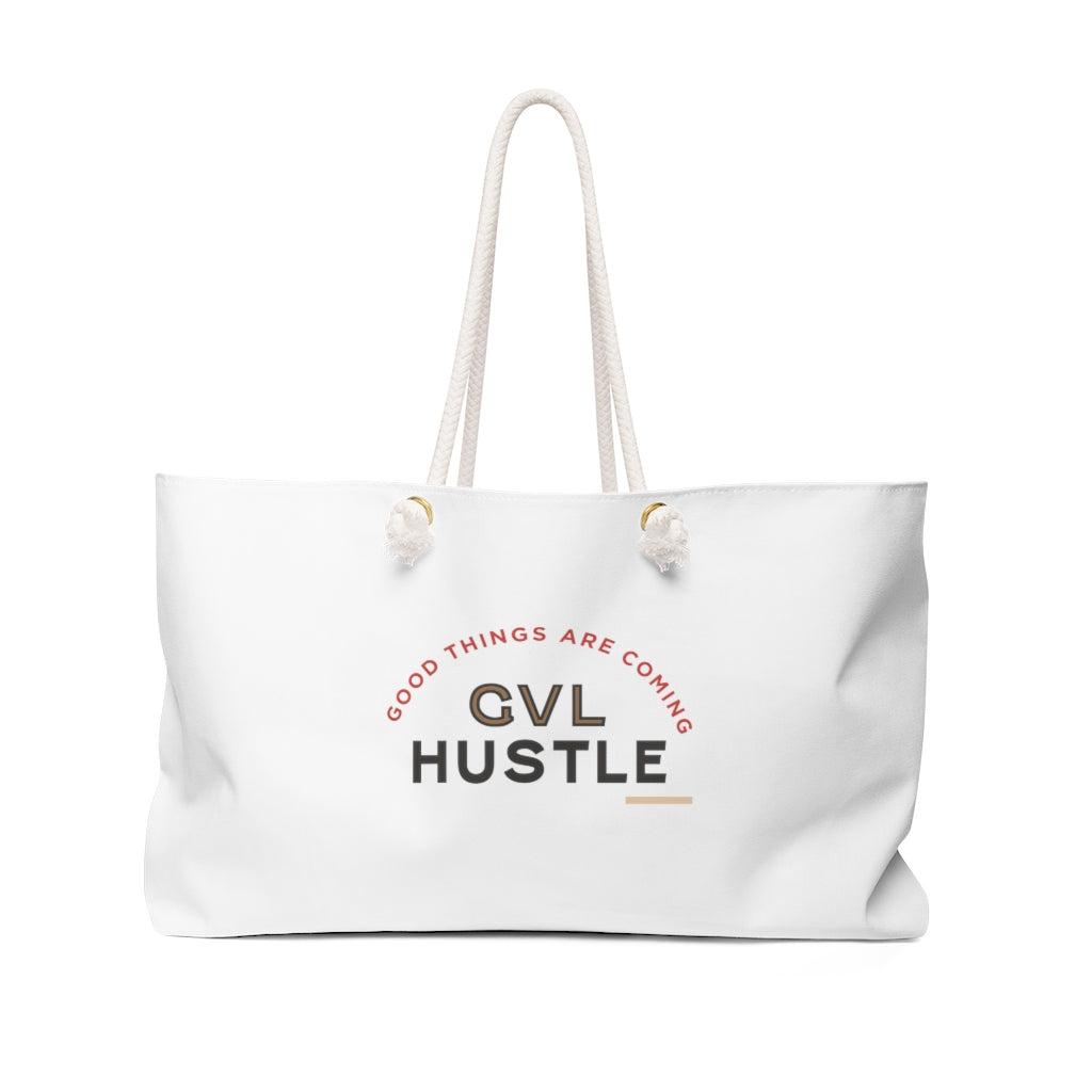 GVL Hustle Good Things Weekender Bag - GVL Hustle