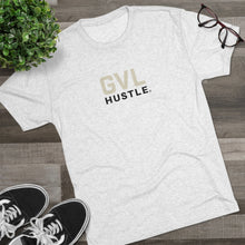 Load image into Gallery viewer, Original GVL Hustle Tri-Blend Crew Tee - GVL Hustle