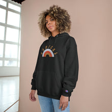 Load image into Gallery viewer, Radical Rainbow Champion Hoodie - GVL Hustle