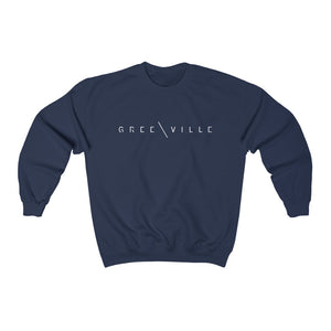 Greenville Crewneck Sweatshirt - GVL Hustle