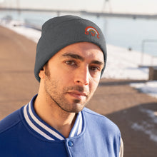 Load image into Gallery viewer, GVL Rainbow Knit Beanie - GVL Hustle