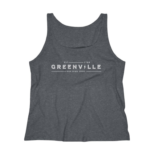 Women's Greenville Tank Top - GVL Hustle