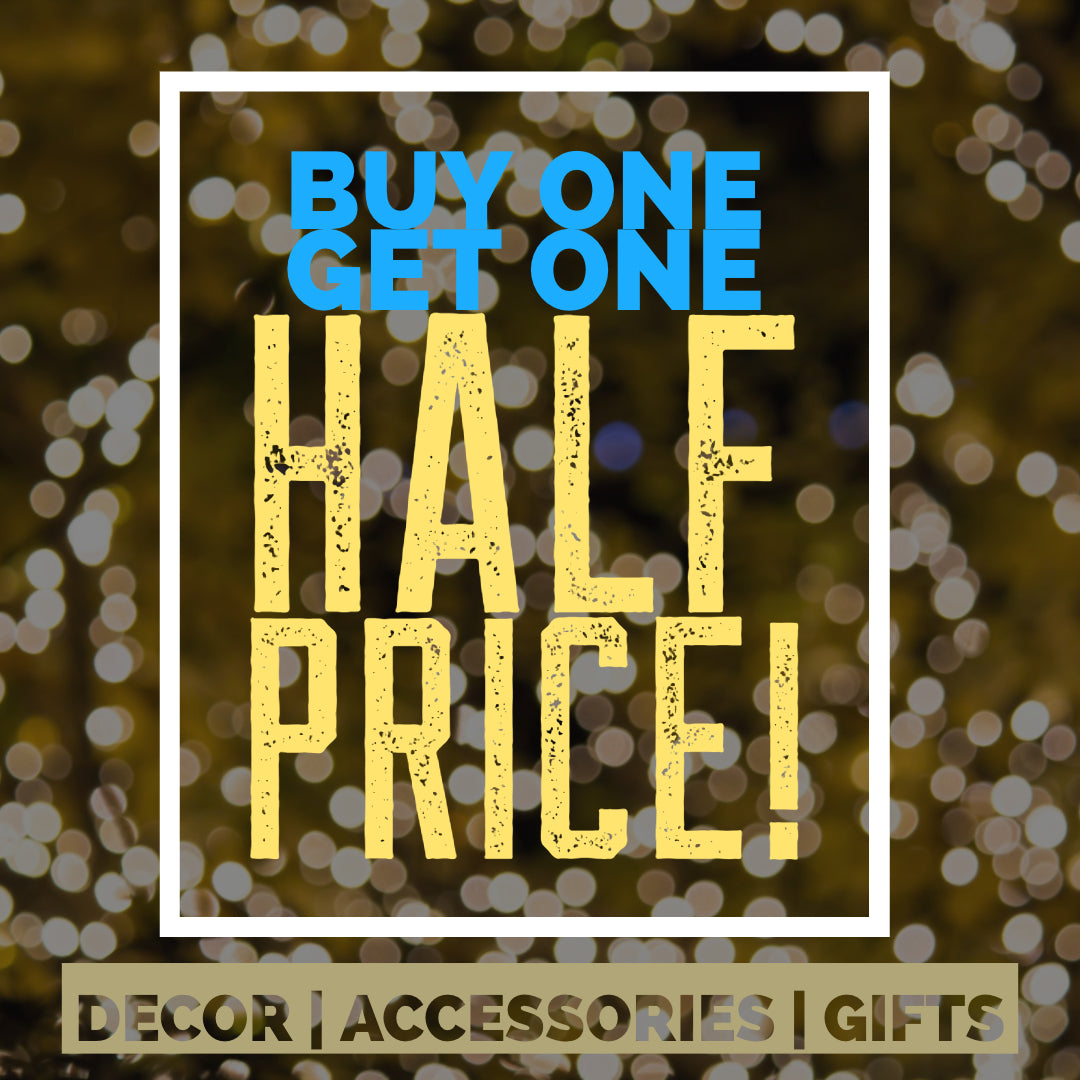 Cyber Monday BOGO Half Price