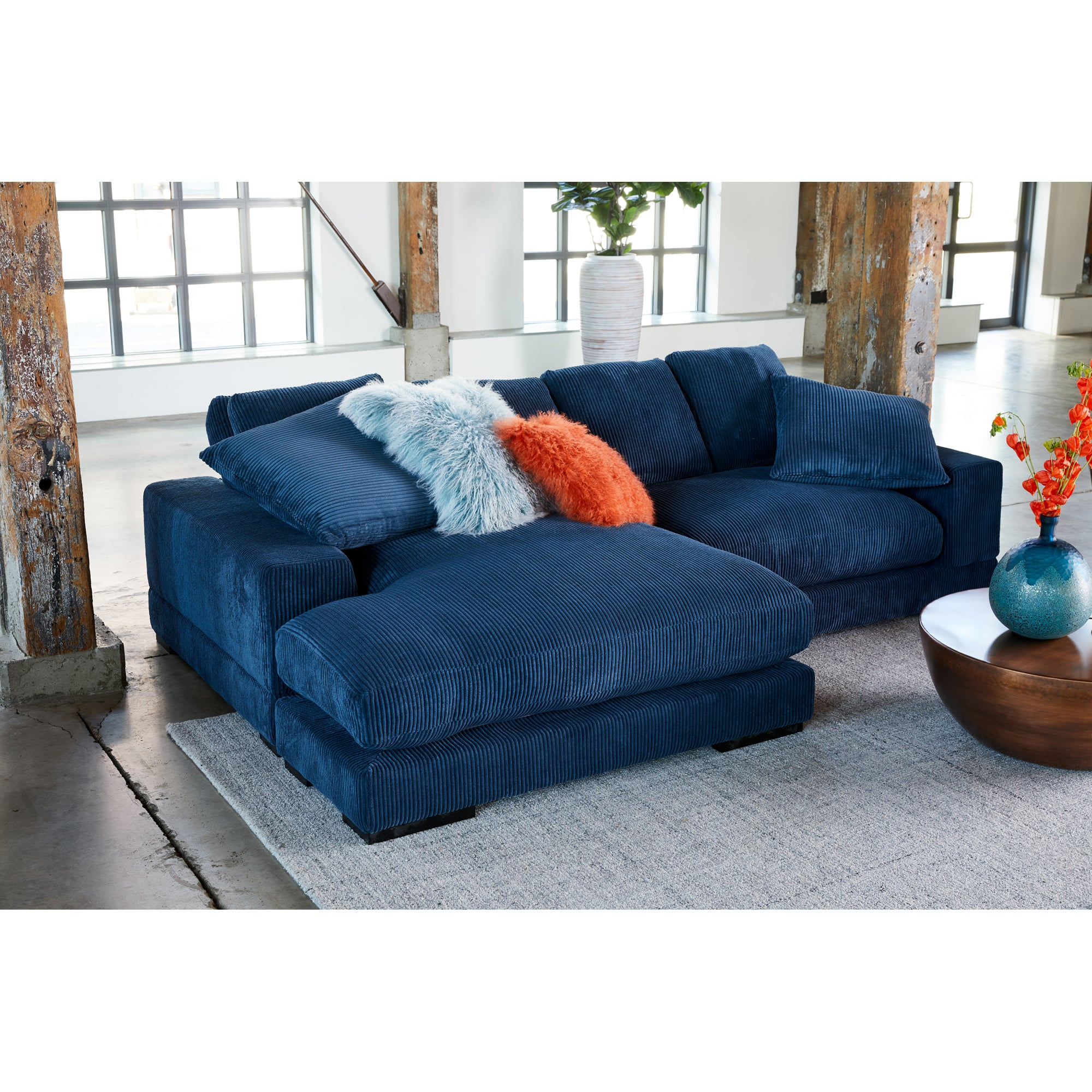 Plunge Sectional