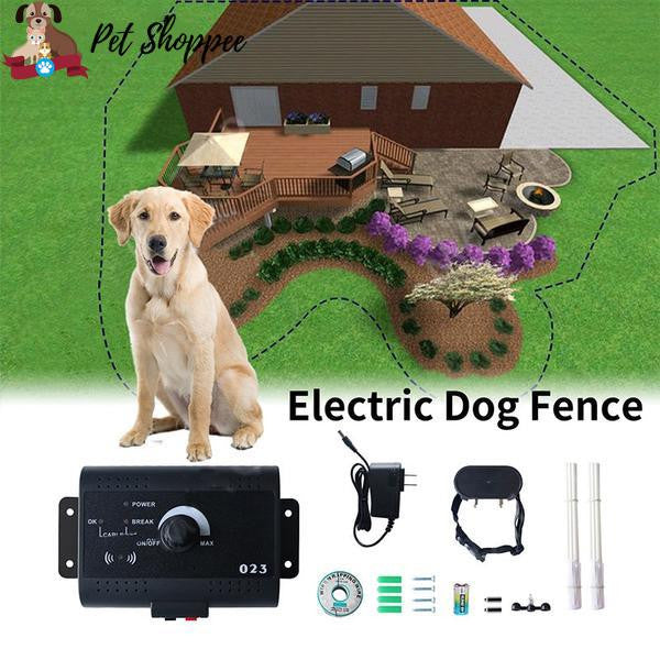 Invisible Pet Fence - petshoppee.com