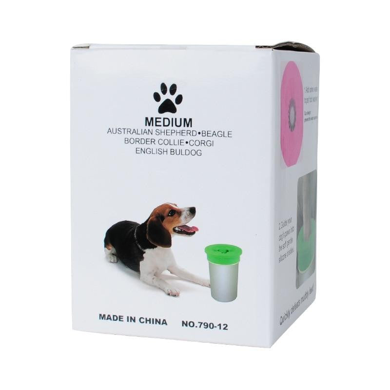 Dog Paw Cleaner - petshoppee.com