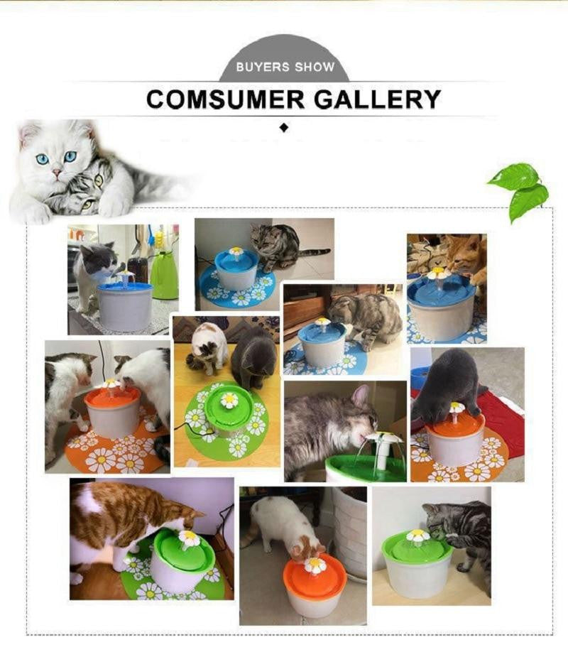 Pets Water Fountain - petshoppee.com