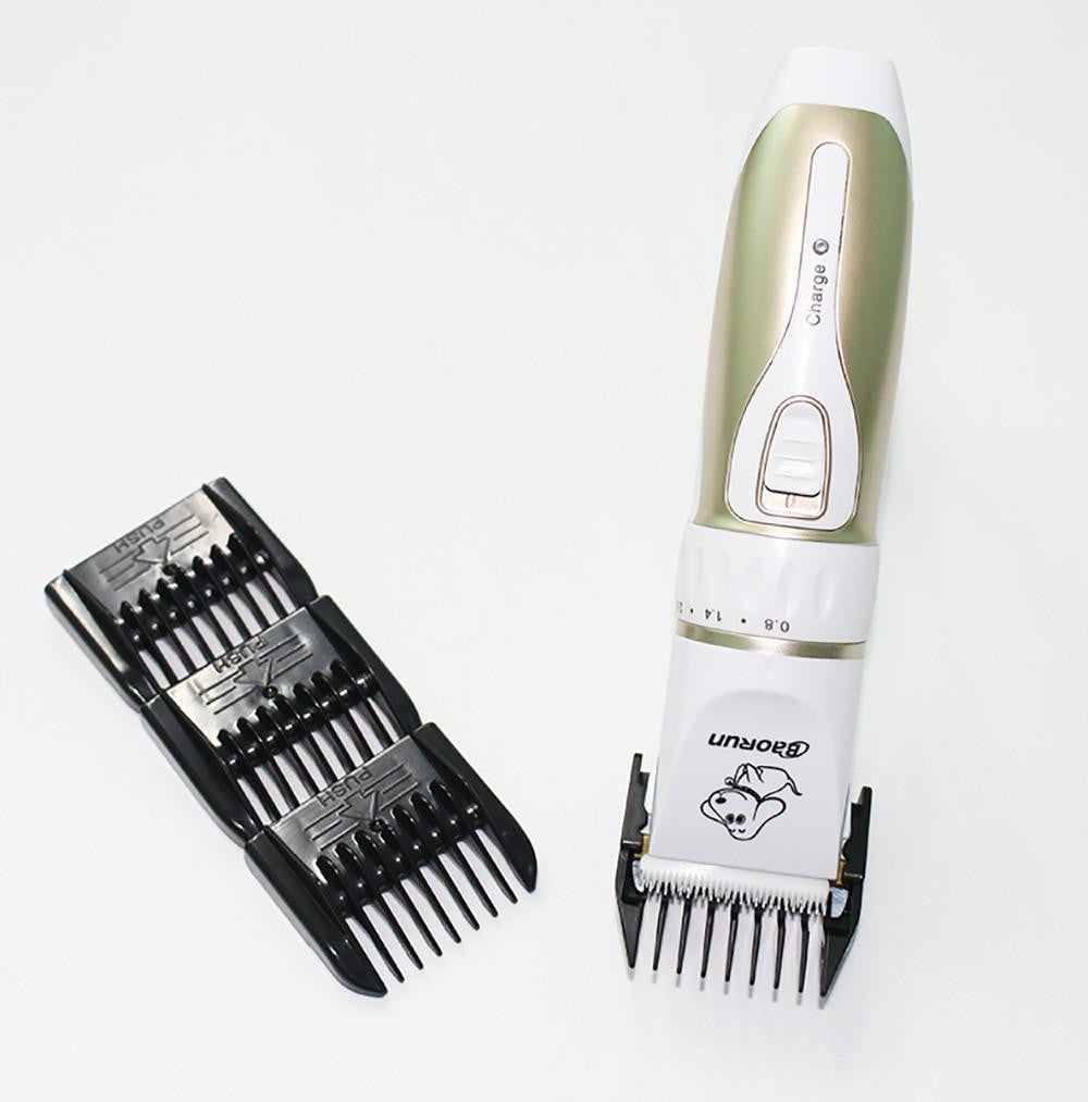 Professional rechargeable pet trimmer - petshoppee.com