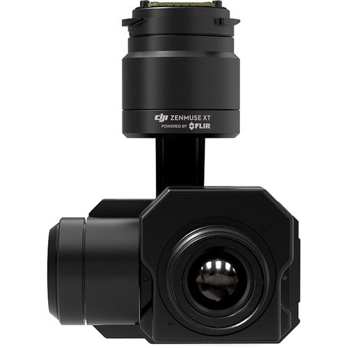 Zenmuse XT Thermal Imager: 336x256 resolution, 9mm Lens, Performance