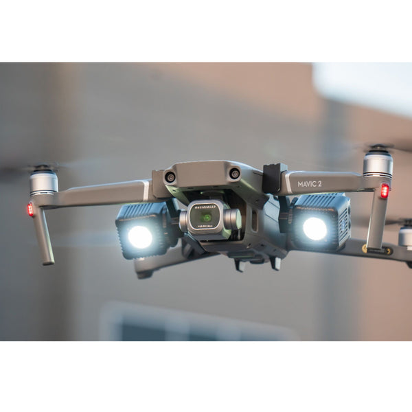 LumeCube mounts for DJI Mavic 2 series