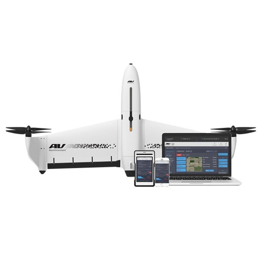 Quantix VTOL Fixed-Wing Agriculture NDVI Drone