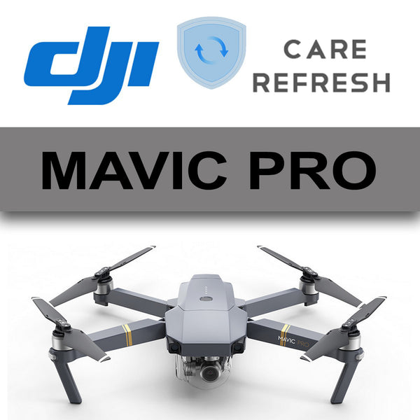 Mavic Pro: DJI Care Refresh
