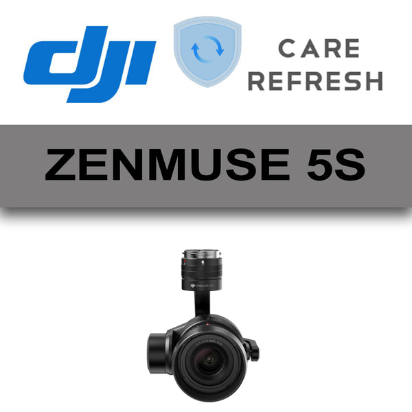 Zenmuse X5S: DJI Care Refresh