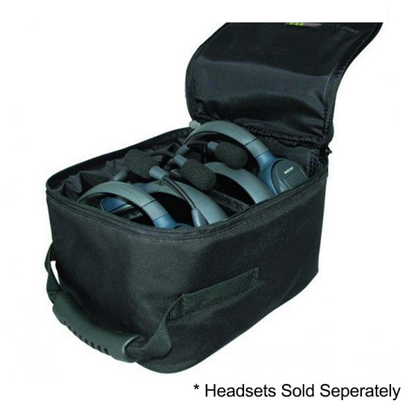 UltraLITE Headset Padded Soft Case