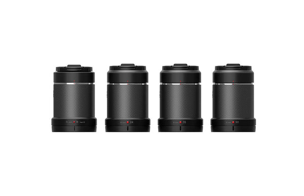 Zenmuse X7 PART 14 DJI DL/DL-S Lens Set