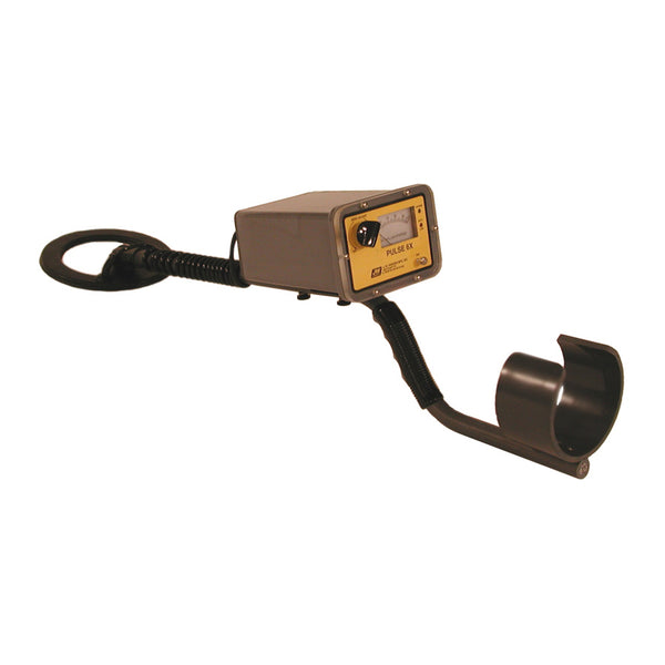PULSE 6X Pulse induction metal detector.