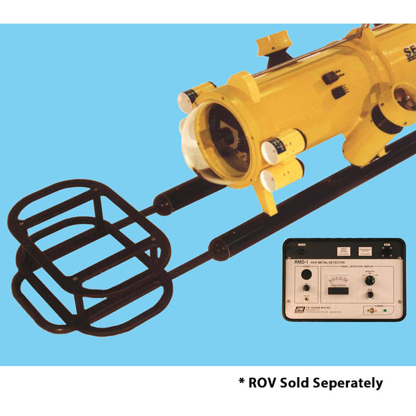 RMD-1 Remote Metal Detector for Underwater ROVs