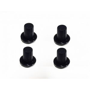 Rubber feet (4-piece set)