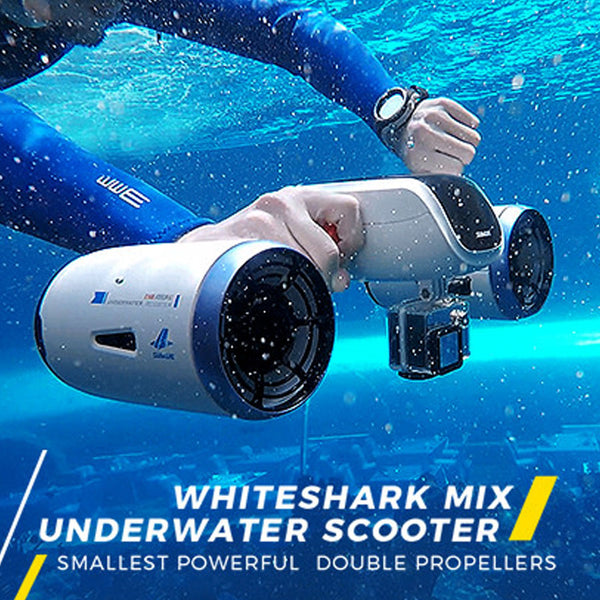 WhiteShark Mix Underwater Scooter