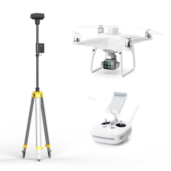 Phantom 4 Multi-spectral drone + D-RTK Ground Station Combo