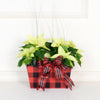Holiday Floral Centerpiece, Christmas gift baskets, floral gift baskets