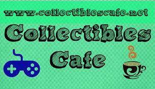 Collectibles Cafe Shop
