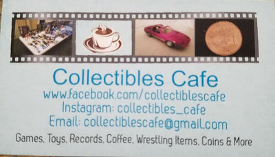 Collectibles Cafe @collectiblescafe @collectibles_cafe