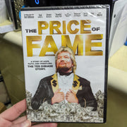 The Price Of Fame SEALED NEW DVD - WWE Wrestling Ted DiBiase