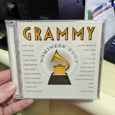 Grammy Nominees 2007 Music CD - Mary J Blige Pink John Mayer & MORE