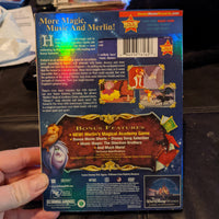 Walt Disney 45th Anniversary The Sword in the Stone with Insert DVD