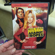 Against The Ropes DVD - Omar Epps Meg Ryan Boxing Film