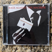Rage Against The Machine Guerrilla Radio Music CD Rock Single Germany Import