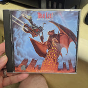 Meat Loaf Bat Out Of Hell II Music CD MCA Records MCAD-10699 (1993)