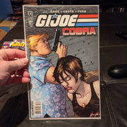 G.I. Joe Cobra Comicbooks - IDW Comics - Choose From Drop-Down List
