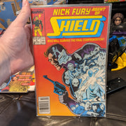 Nick Fury / Agent of Shield Comicbooks - Marvel Comics - Choose From List