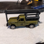 2000 Hasbro Amblin Jurassic Park III Pick-Up Truck with Attachment