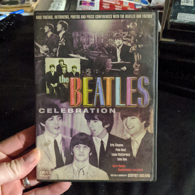 The Beatles Celebration Rare Footage Diary DVD
