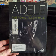 Adele: Live at the Royal Albert Hall DVD & CD 2 Disc Set SEALED NEW Concert