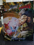 2014 Udon / Capcom Street Fighter #0 Magazine Size Unmarked