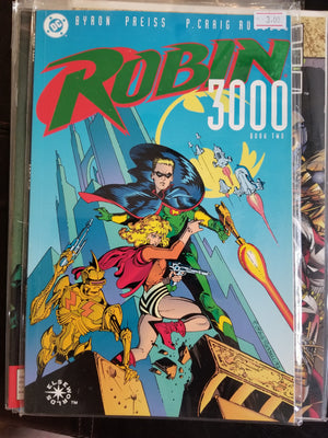 Robin 3000 Book Two - DC Comics Elseworlds Graphic Novel