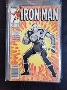 Iron Man Comicbooks - Marvel Comics - Choose From Drop-Down List